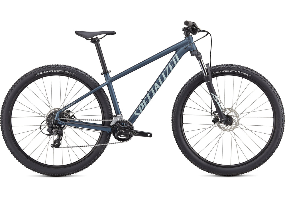 "Specialized - Rockhopper 27.5"" - 2021 - SATIN CAST BLUE METALLIC / ICE BLUE - 1"