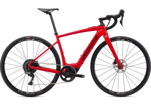 Specialized - Turbo Creo SL Comp E5 - 2021 - Red - 1