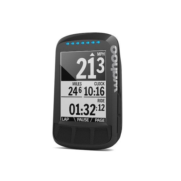 Wahoo - ELEMNT BOLT GPS Bike Computer - Stealth Black - 2