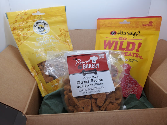 Grain Free Sampler-For Dogs