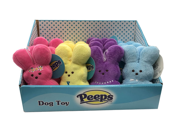 Easter Peeps Plush-For Dogs