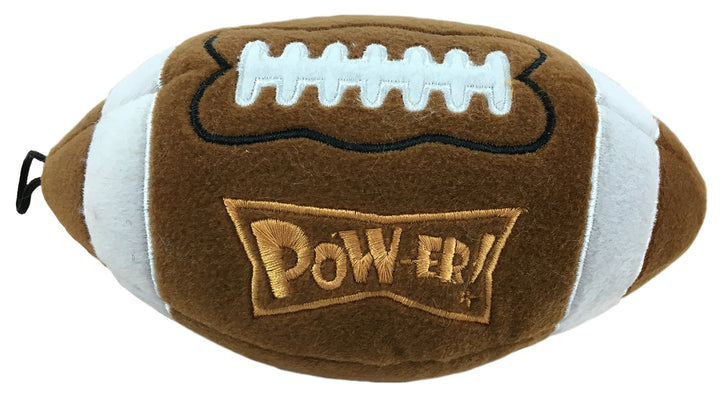 Power Plush Football