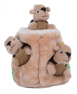 Outward Hound Hide A Squirrel Plush Puzzle Toy
