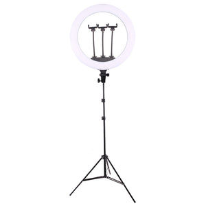 "18"" Ring Light 1.6M Tripod With Remote"