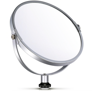 "8"" Double Sided Makeup Mirror For Ring Light"