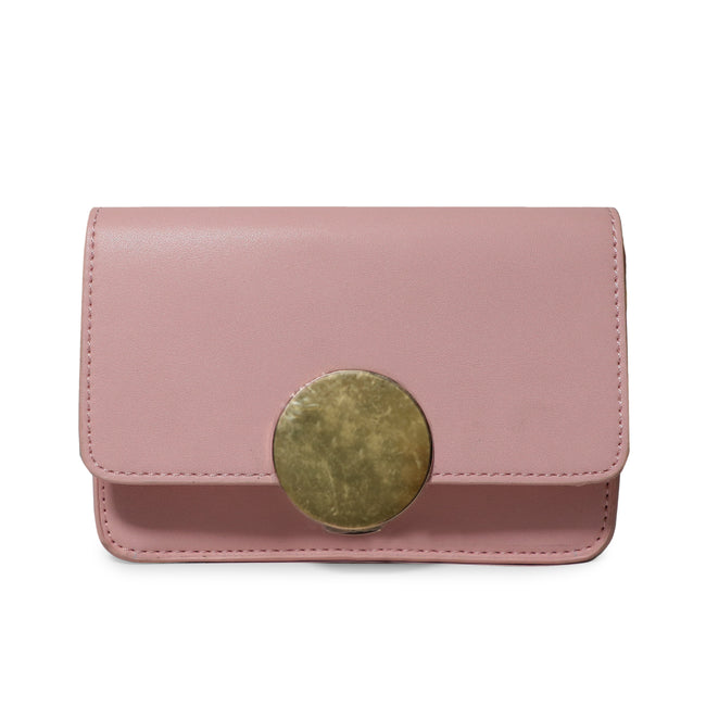 Dos Miradas - Two Sided Petite Sling Clutch