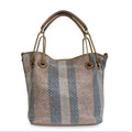 La Doppia Earth - Tote with Pouch