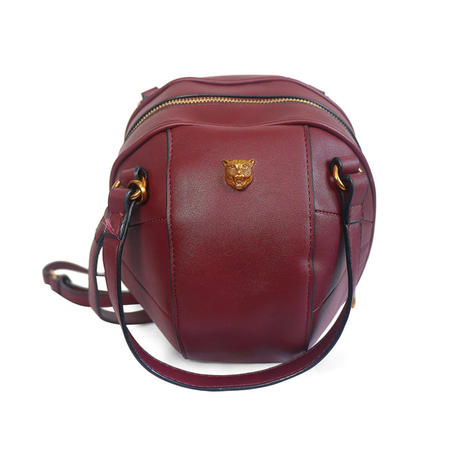 Football Look Designer Bag - Top handle
