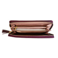 Pearlfly Zip-around Continental Wallet