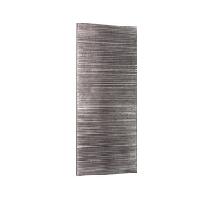Comb push plate