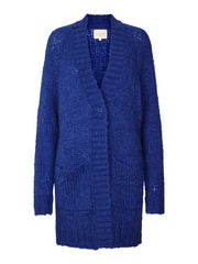 Lollys Laundry Carrie Cardigan Knit 20 Blue