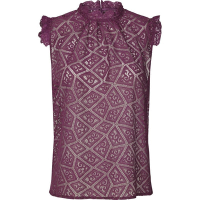 Lollys Laundry Dea Top Top 53 Lilac