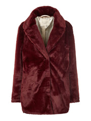 Lollys Laundry Emma Jacket Jackets 31 Bordeaux