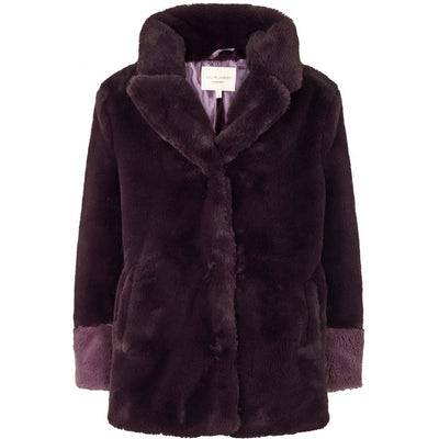Lollys Laundry Emma Jacket Jackets 50 Purple