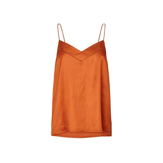 Lollys Laundry Harbo Top Top 54 Rust