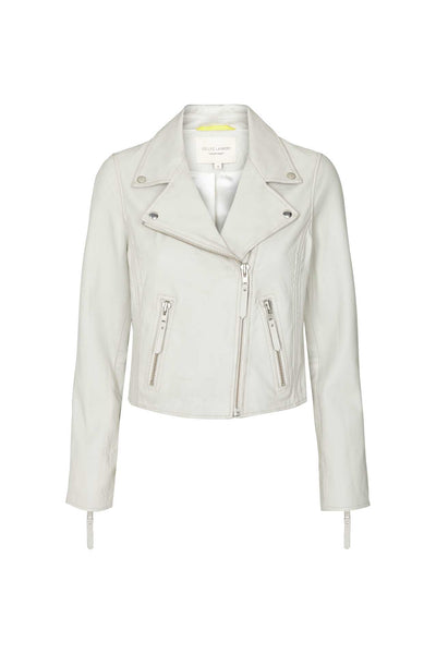 Lollys Laundry Madison Jacket Jackets 08 Stone White