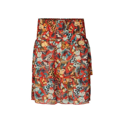 Lollys Laundry Magda Skirt Skirts 30 Red