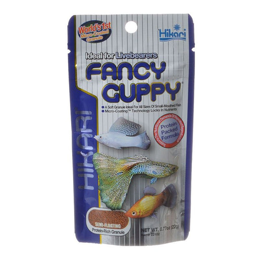 Hikari Fancy Guppy Semi-Floating Food 0.70oz