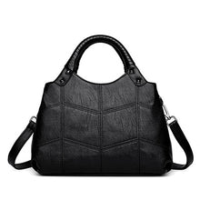 Load image into Gallery viewer, BETTY'S Vintage Casual Leather Handbag_4