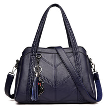 Load image into Gallery viewer, Annie's Genuine Leather Handbag_2