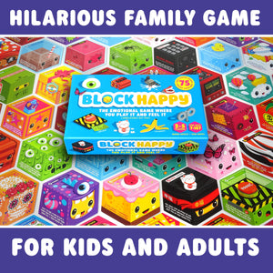 BLOCK HAPPY GAME