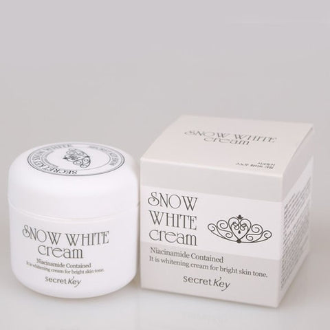 Secret Key -  Snow White Cream - 50g