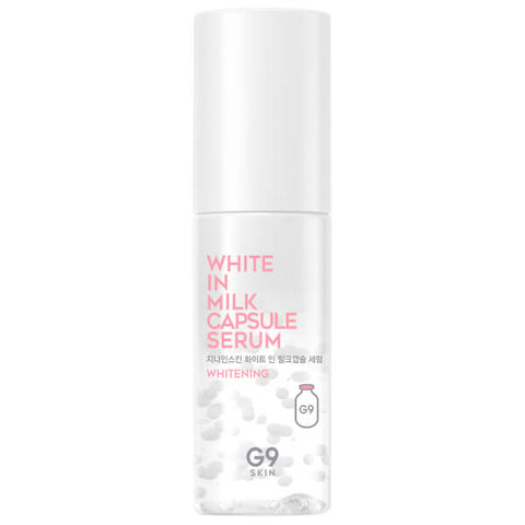 G9SKIN - White In Milk Capsule Serum - 50ml