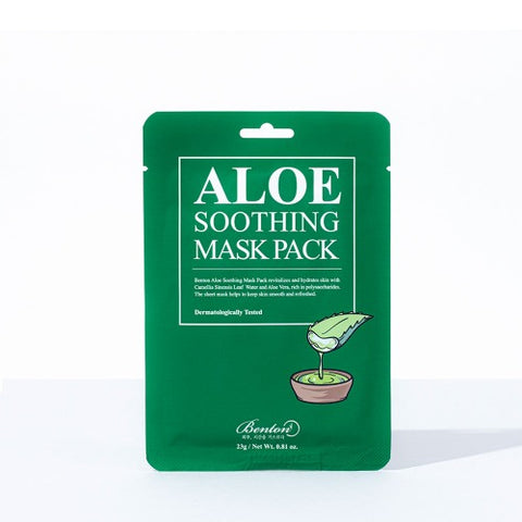 BENTON - Aloe Soothing Mask Pack