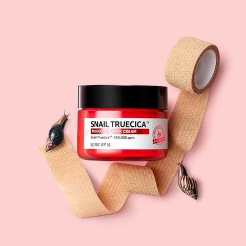 SOME BY MI - Snail Truecica Miracle Repair Cream - 60g
