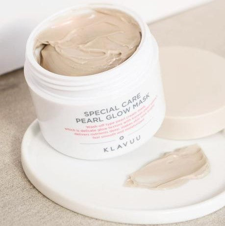 KLAVUU - Special Care Pearl Glow Mask - 100 ml