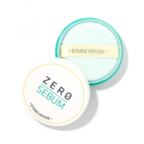 ETUDE HOUSE - Zero Sebum Drying Powder 6g