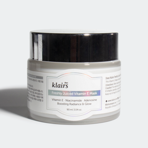 DEAR KLAIRS - Freshly Juiced Vitamin E Mask - 90ml
