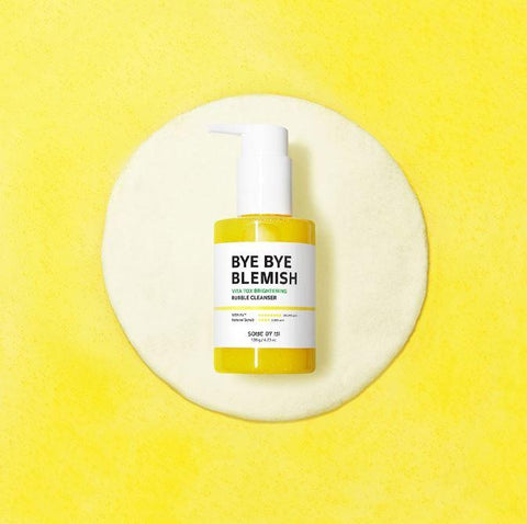 SOME BY MI - Bye Bye Blemish Bubble Cleanser - 120gr