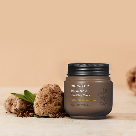 INNISFREE - Jeju Volcanic Pore Clay Mask - 100ml