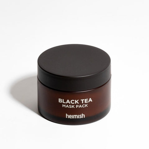 HEIMISH - Black Tea Mask Pack - 110ml
