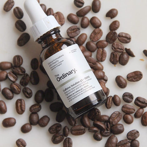 THE ORDINARY - Caffeine Solution 5% + EGCG - 30ml