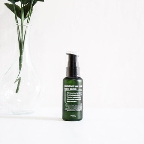 PURITO - Centella Green Level Buffet Serum - 60ml