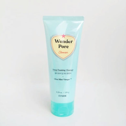 ETUDE HOUSE - Wonder Pore Deep Foaming Cleanser - 150ml