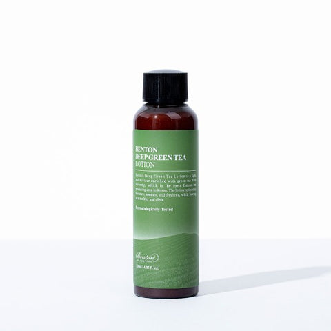 BENTON - Deep Green Tea Lotion - 120ml