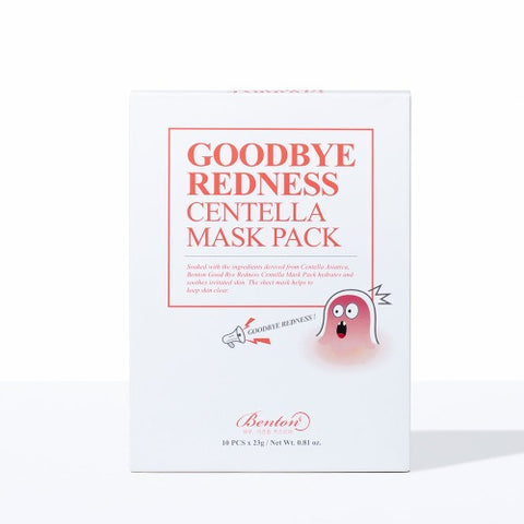 BENTON - Goodbye Redness Centella Mask Pack