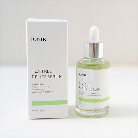 IUNIK - Tea Tree Relief Serum - 50ml