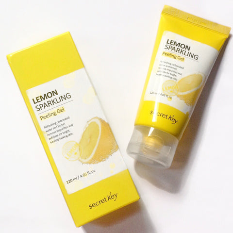 SECRET KEY - Lemon Sparkling Peeling Gel - 120ml