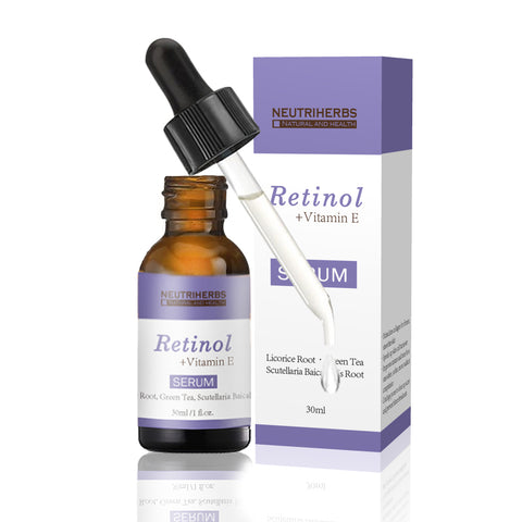 NEUTRIHERBS - Retinol + Vitamin E Serum - 30 ml