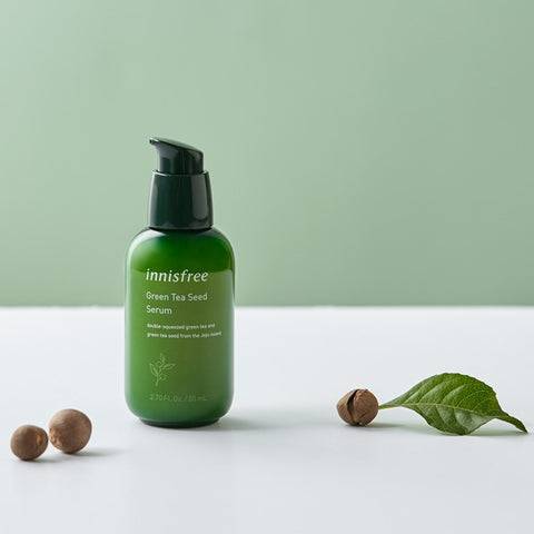 INNISFREE - Green Tea Seed Serum - 80ml