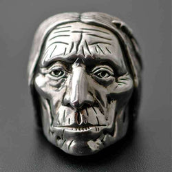 NATIVE AMERICAN RING - Orfebre Goldsmith NYC