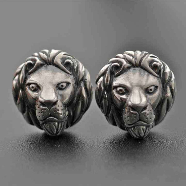 LION CUFFLINKS - Orfebre Goldsmith NYC