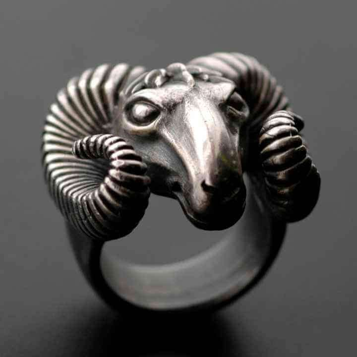 RAM RING - Orfebre Goldsmith NYC