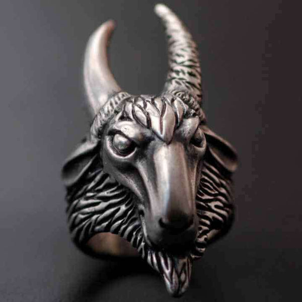 GOAT RING - Orfebre Goldsmith NYC