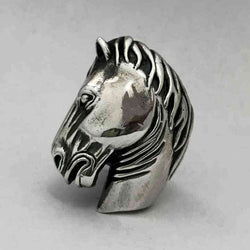 HORSE RING - Orfebre Goldsmith NYC