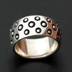 MEN'S LEOPARD BAND - Orfebre Goldsmith NYC